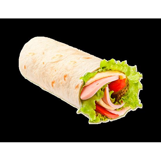 Сэндвич ветчина и сыр