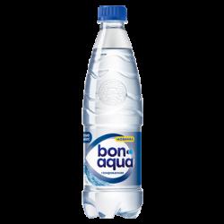 BONAQUA С ГАЗОМ 0,5Л