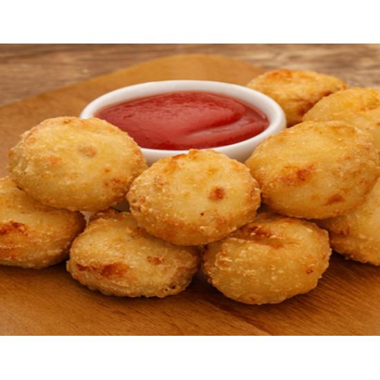 Куриные наггетсы с сыром